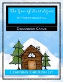 THE YEAR OF MISS AGNES by Kirkpatrick Hill - Discussion Cards