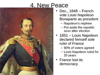 The Year of Revolutions - 1848 - 22.5 Powerpoint - Revolutions