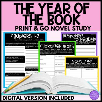 The Year of the Book Novel Study