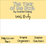 The Year of the Book by Andrea Cheng Novel Study