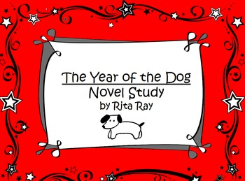 The Year of the Dog Student Novel Study Packet