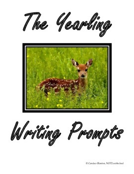 The Yearling Writing Prompts
