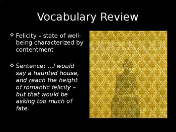 The Yellow Wallpaper PowerPoint