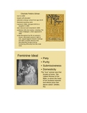 The Yellow Wallpaper PowerPoint, handout, and vocab quiz