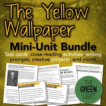 The Yellow Wallpaper Worksheets, Handouts, Activities
