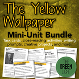 The Yellow Wallpaper Worksheets, Handouts, Activities