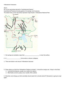 The Yellowstone Caldera