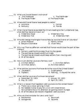 The Young United States Unit Test