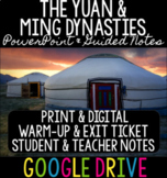 The Yuan & Ming Dynasties PowerPoint
