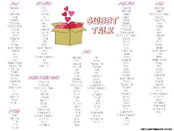The Yuckiest, Stinkiest, Best Valentine Ever Speech and Language Pack