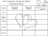 The Yuckiest, Stinkiest, Best Valentines Ever POV