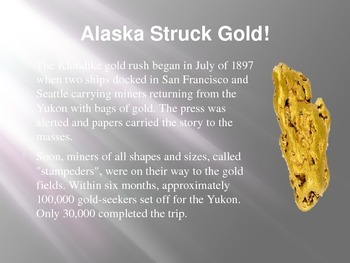 The Yukon Trail: Klondike Gold Rush 1897