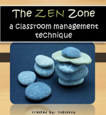 Behavior Management - Zen Zone