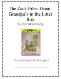 The Zack Files: Great-Grandpa's in the Litter Box Guided R