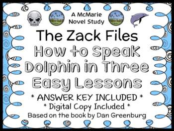 The Zack Files: How to Speak Dolphin in Three Easy Lessons