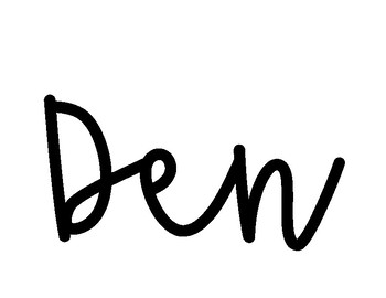 The Zen Den Labels