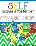 "The Zones of Regulation - ""Inside Out"" Theme Engines and Poster Set"