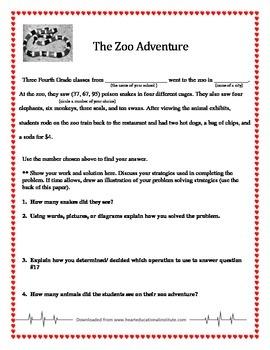 The Zoo Adventure