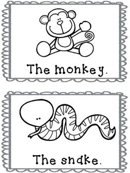 The Zoo Mini Reader