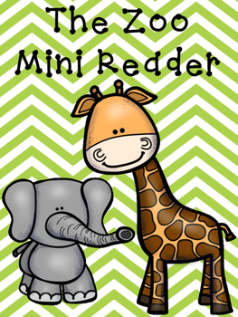 The Zoo Mini Reader