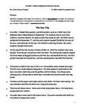 The Zoo Trip Common Core Reading Comprehension Story