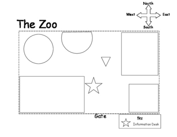 The Zoo using Cardinal Directions