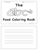 """The """"abc"""" Food Writing Book"""