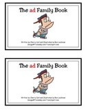 The ad Family Book (-ad family reader