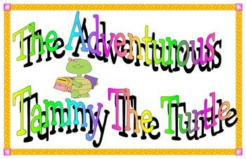 The adventurous Tammy the turtle
