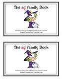 The ag Family Book (-ag family reader)