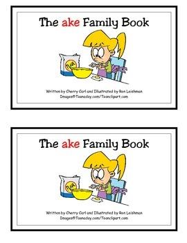 The ake Family Book