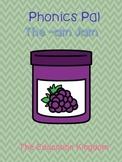 The -am Jam {A Phonics Pal}