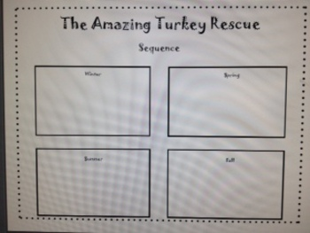 The amazing turkey rescue sequencing