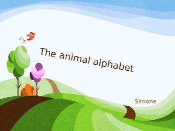 The animal alphabet + ABC Song
