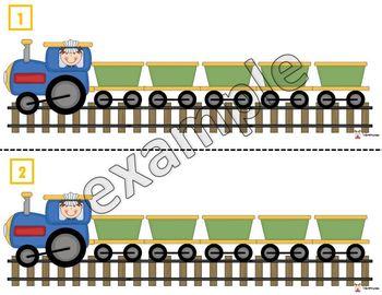 The animal train