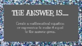The answer is..