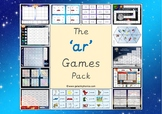 The 'ar' Phonics Games Pack