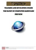 The basics of Computer hardware (unit handouts) TADO