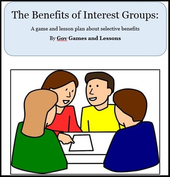 the benefits of interest groups fun game american politics tpt