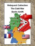The Berlin Airlift -The Cold War-Webquest