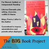 The Big Book Project: The best book report project ever (guaranteed)!