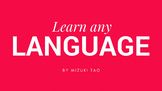 The best resources for learning languages.