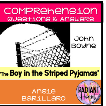 The Boy in the Striped Pyjamas Comprehension Questions & Answers