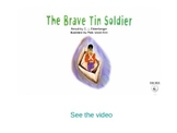 The brave tin soldier storybook