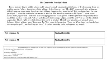 The case of the missing inference: Using details to help kids make inferences