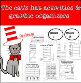 The cat's hat activities & graphic organizers