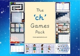 The 'ch' Phonics Games Pack