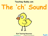 The 'ch' Sound - Powerpoint teaching resource