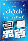 The 'ch' and 'tch' Games Pack