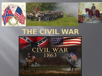 The civil war poster for kids school appropriate free